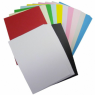 200 x A4 Coloured Paper / Card Pack 160gsm. Cardmaking, Die Cutting, Printing. + Free Gift